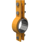 3 Bolt Pipe Clamp (Fig.13 H/L)