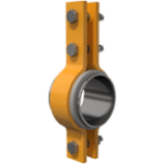 3 Bolt Pipe Clamp (Fig.108)