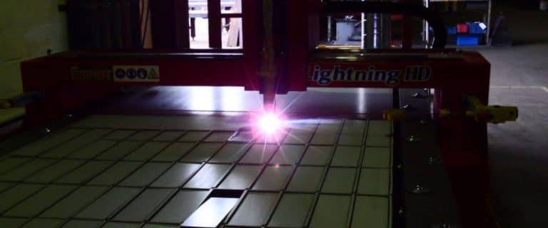 Plasma Cutting 2